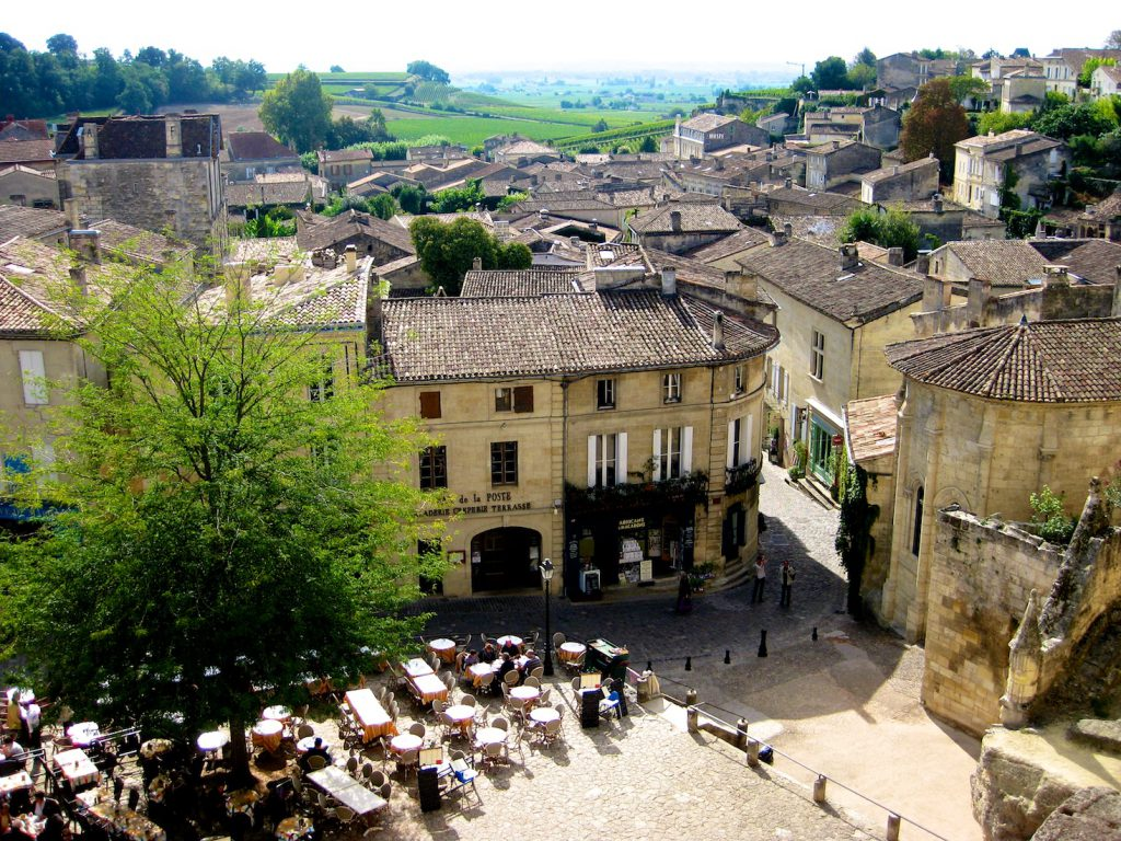 St Emilion, Gironde, France