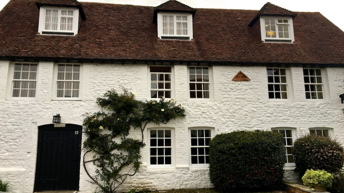 The Spread Eagle Hotel, Midhurst, Sussex England