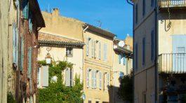Springtime in Lourmarin, Luberon, Vaulcuse, Provence