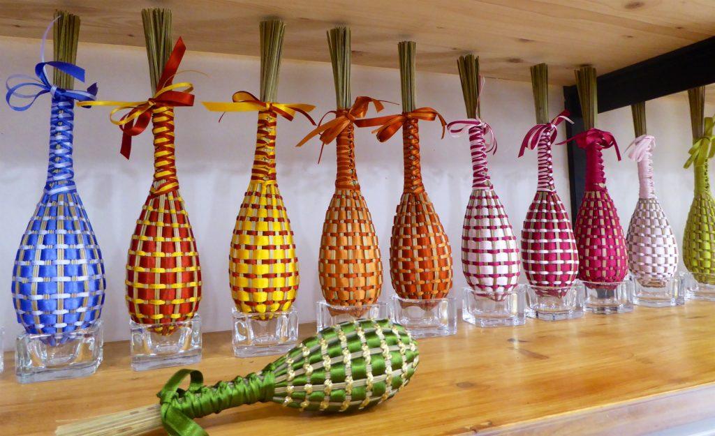Lavender wands for sale at La Maison FRANC Lourmarin