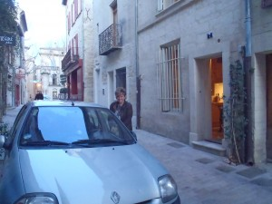Rue de Bourgarde Uzes