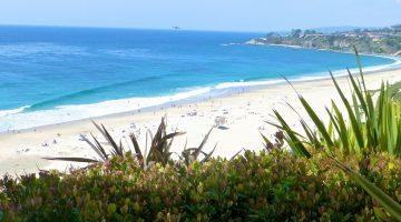 A Southern California Beach