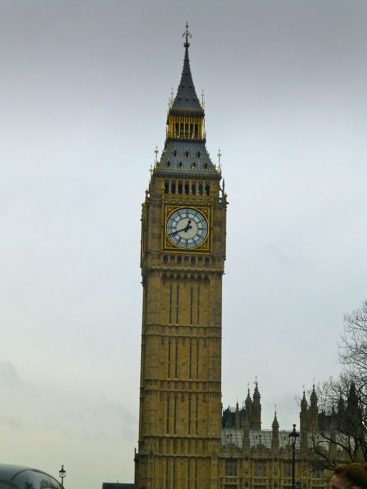 Big Ben, Westminster, London, England