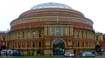 The Royal Albert Hall London, England