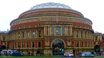 The Royal Albert Hall London, England