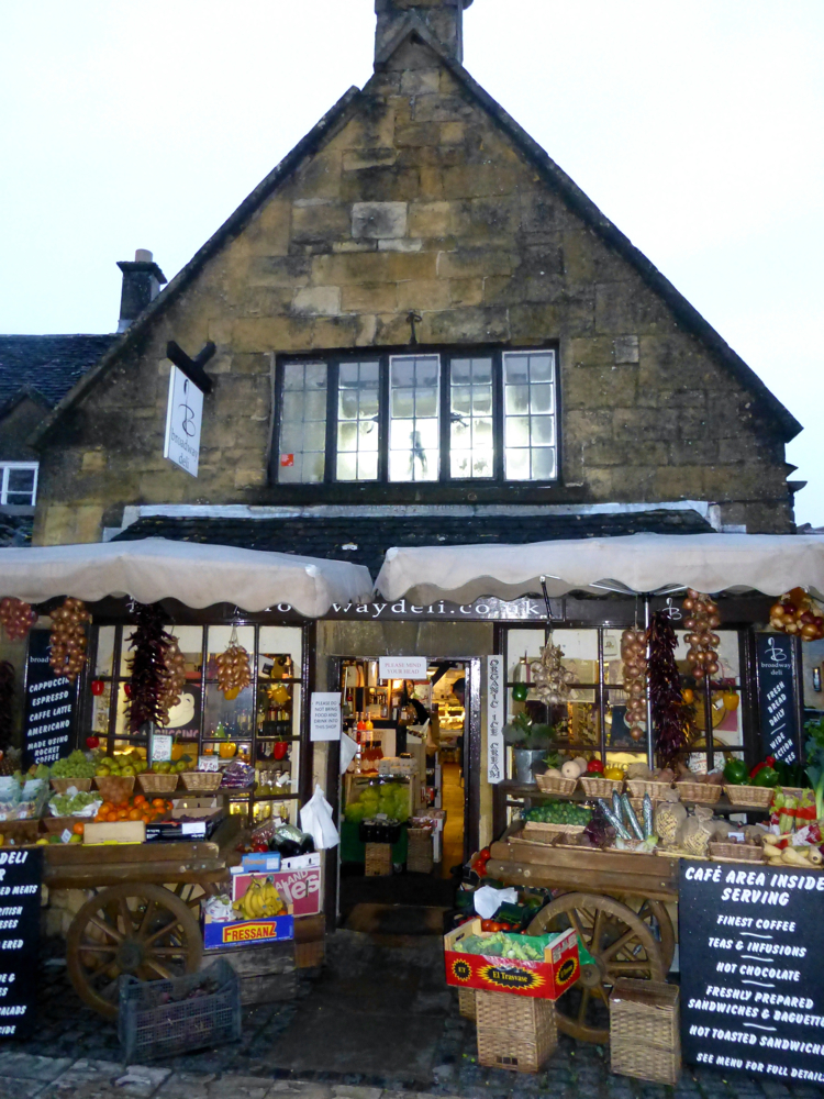 The Broadway Deli, The Cotswolds, England