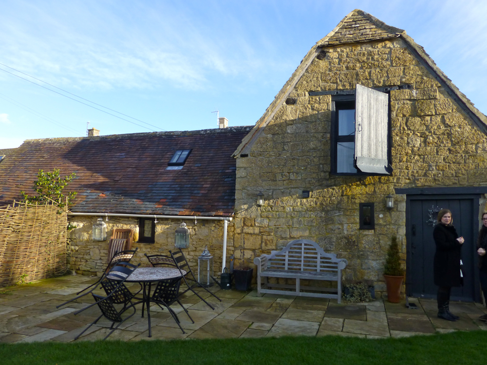 Popfosters Barn, Weston sub-edge, The Cotswolds