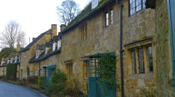 Snowhill in The Cotswolds, England