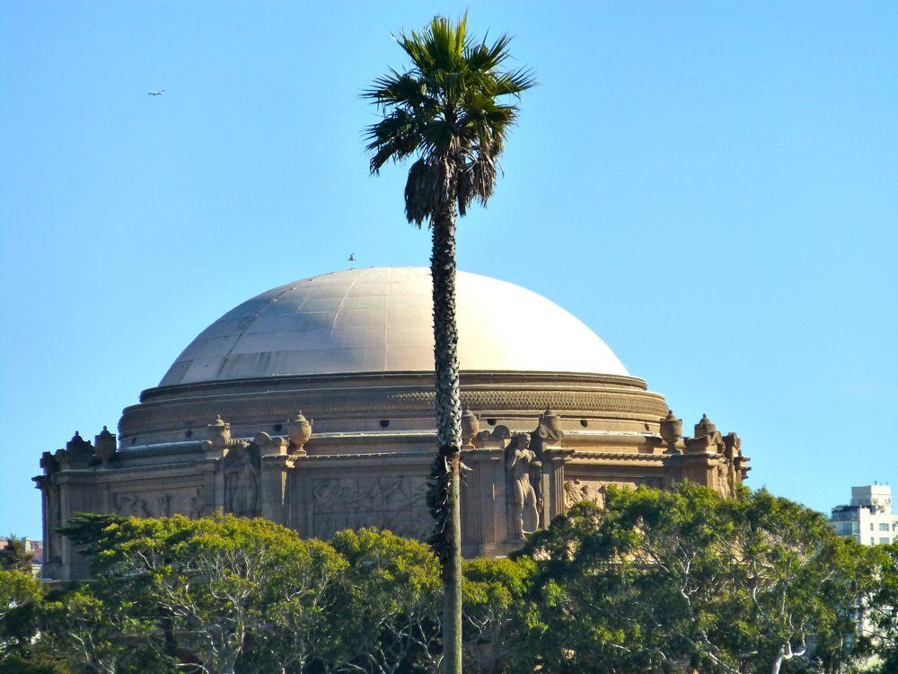 The Palace of Fine Arts, San Francisco, California