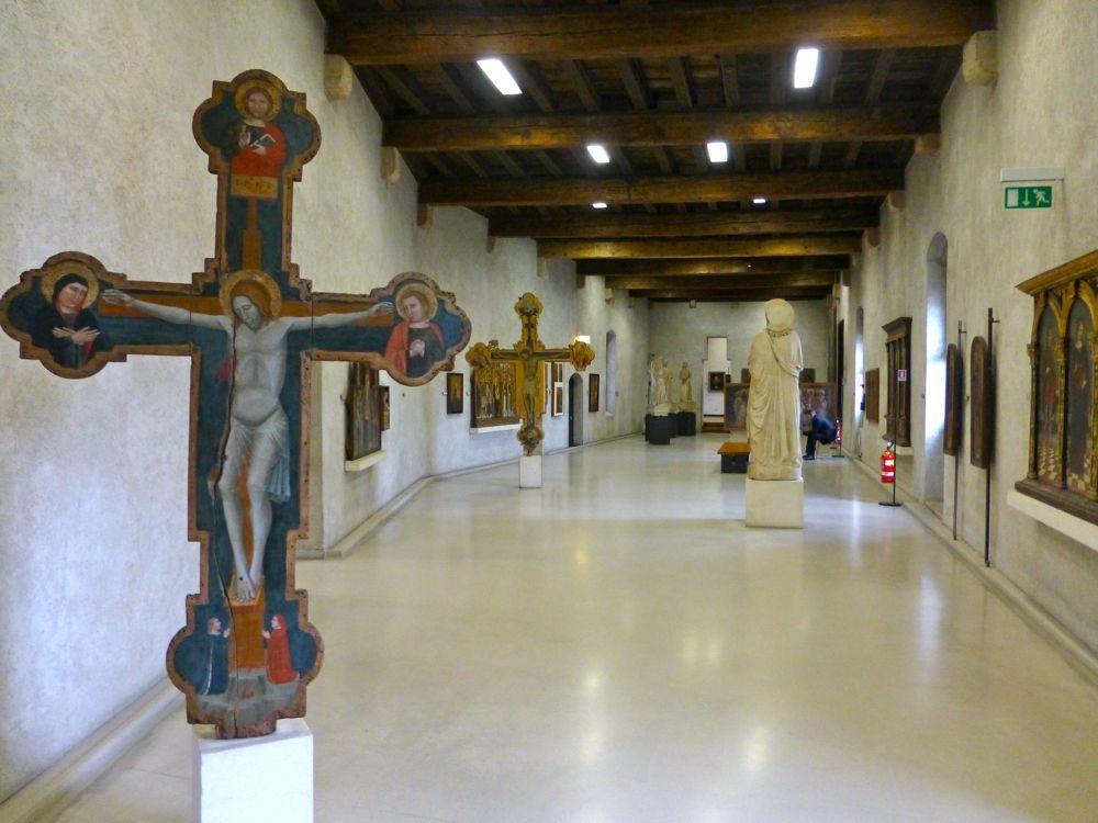 Gallery of Castelvecchio, Verona, Italy