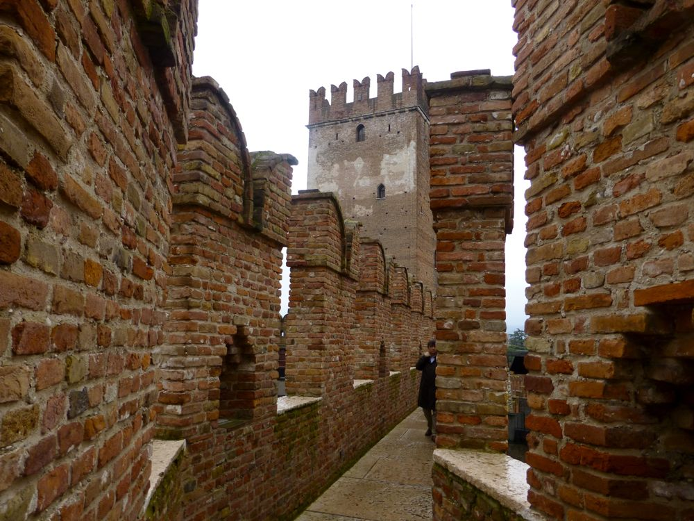 Ramparts of Castelvecchio, Verona