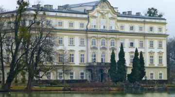 Salzburg Property used for the Von Trapp home in The Sound of Music