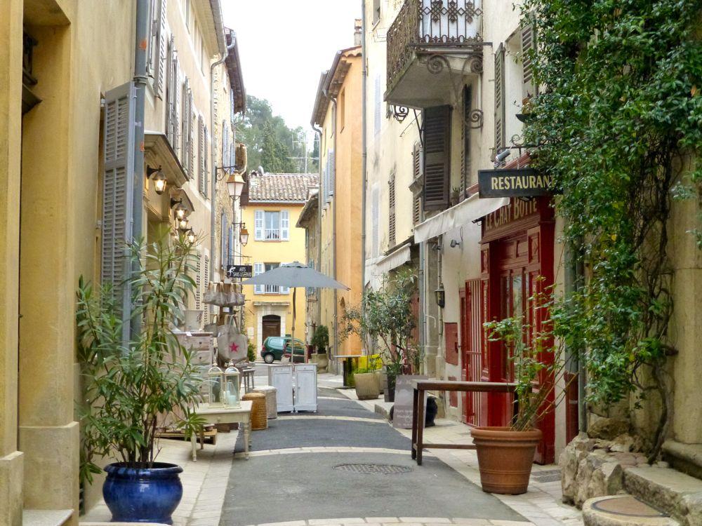 Valbonne, Cote d' Azur, Provence, France