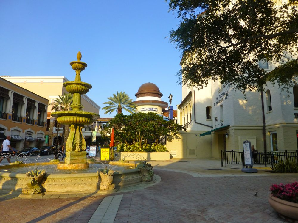 City Place, West Palm Beach, Florida, USA