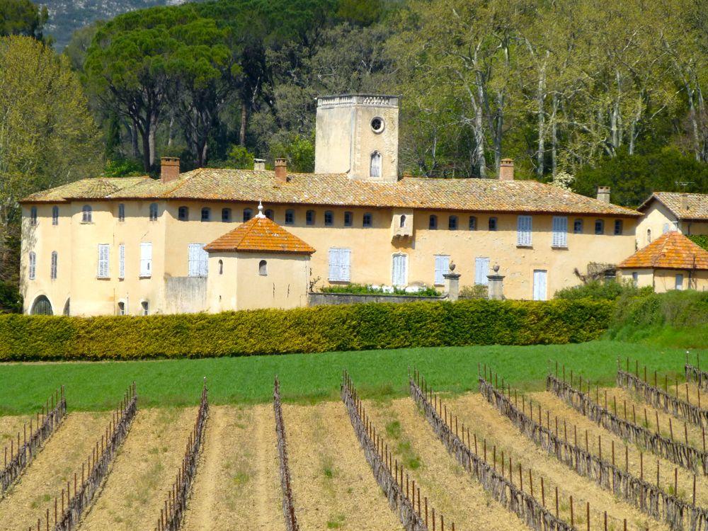 Domaine near Lourmarin, Luberon Provence, France