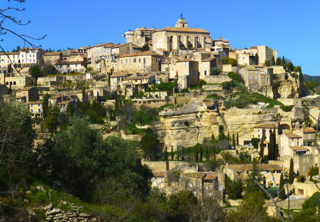 Gordes, one of the most 'beautiful villages of France',The Luberon, Provence
