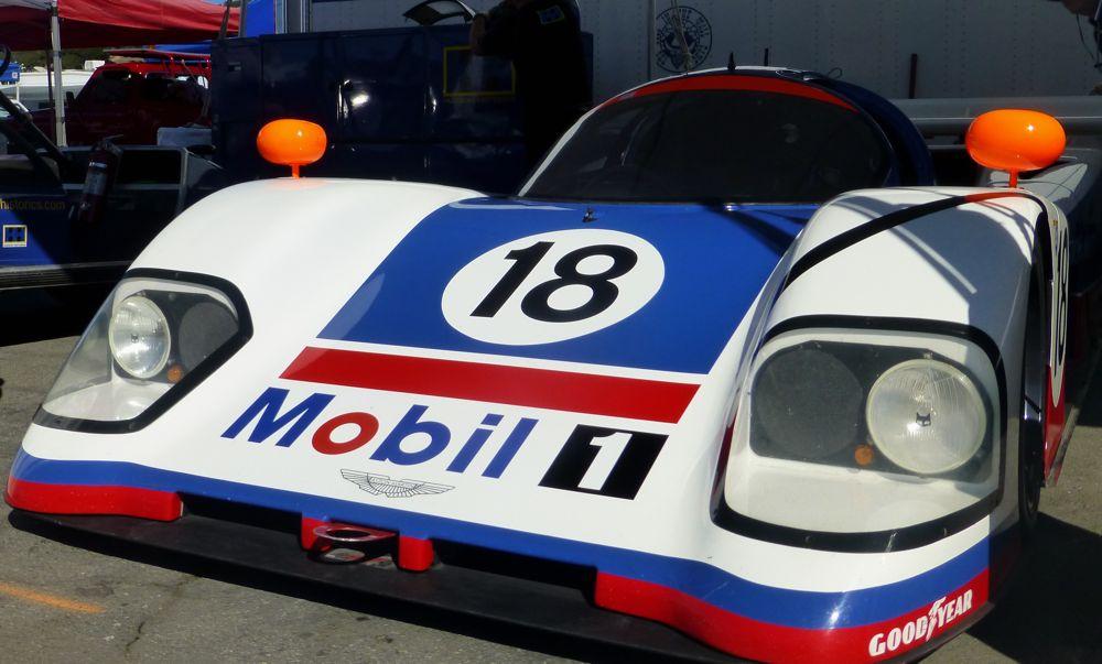 1980's Aston Martin Le Mans Winner