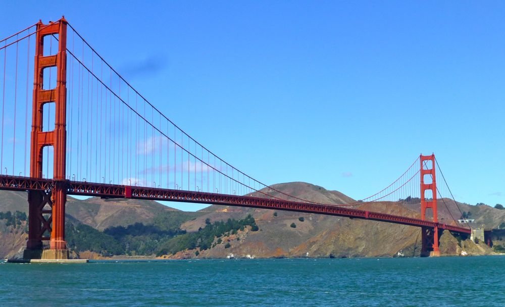 The Golden Gate Bridge San Francisco, California, USA