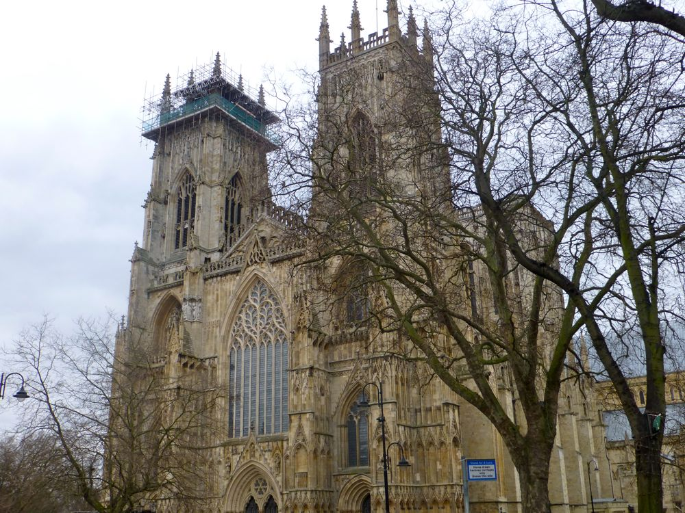 The York Minster, York, England