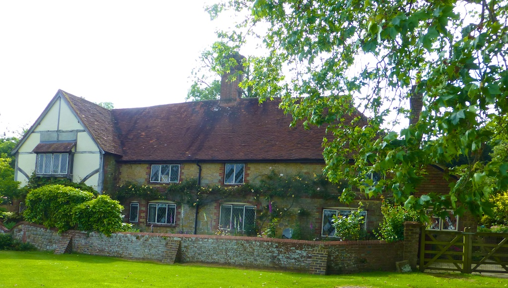 Country house in Surrey UK