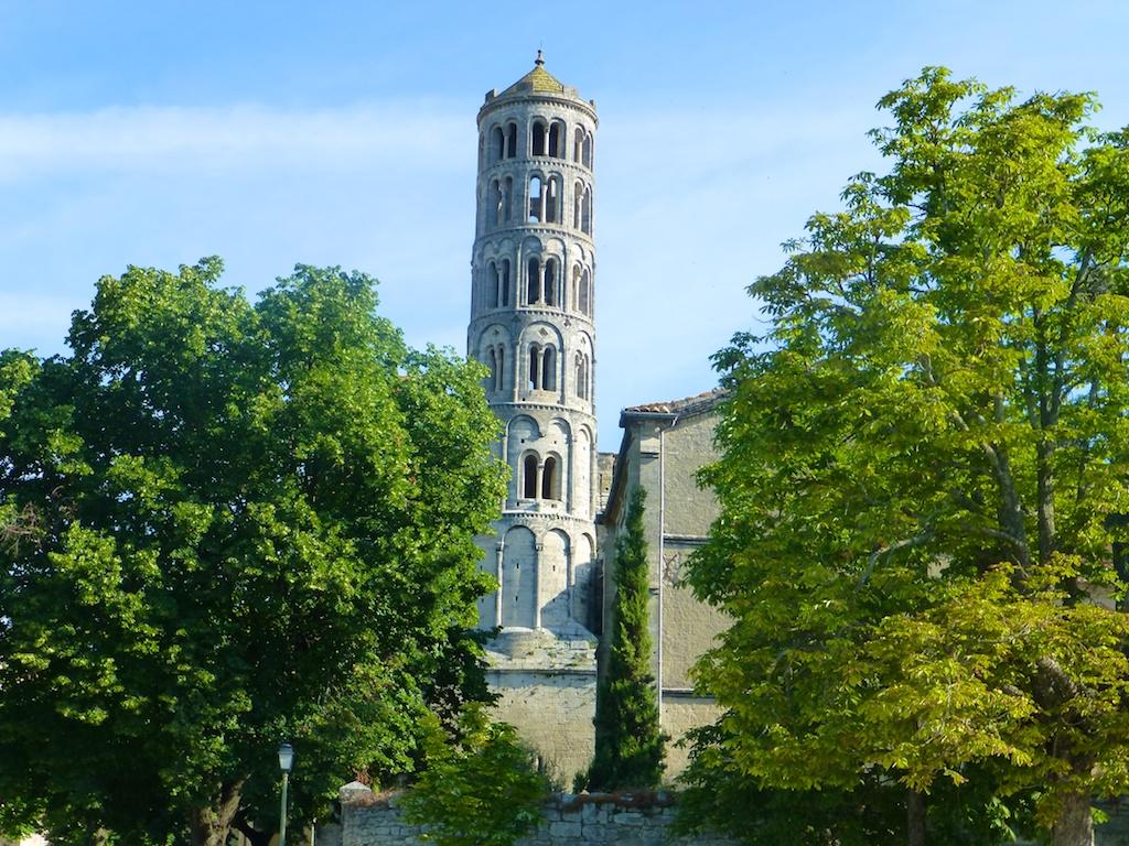 Fenestrelle Tower, Uzes, Languedoc Rousillon, France