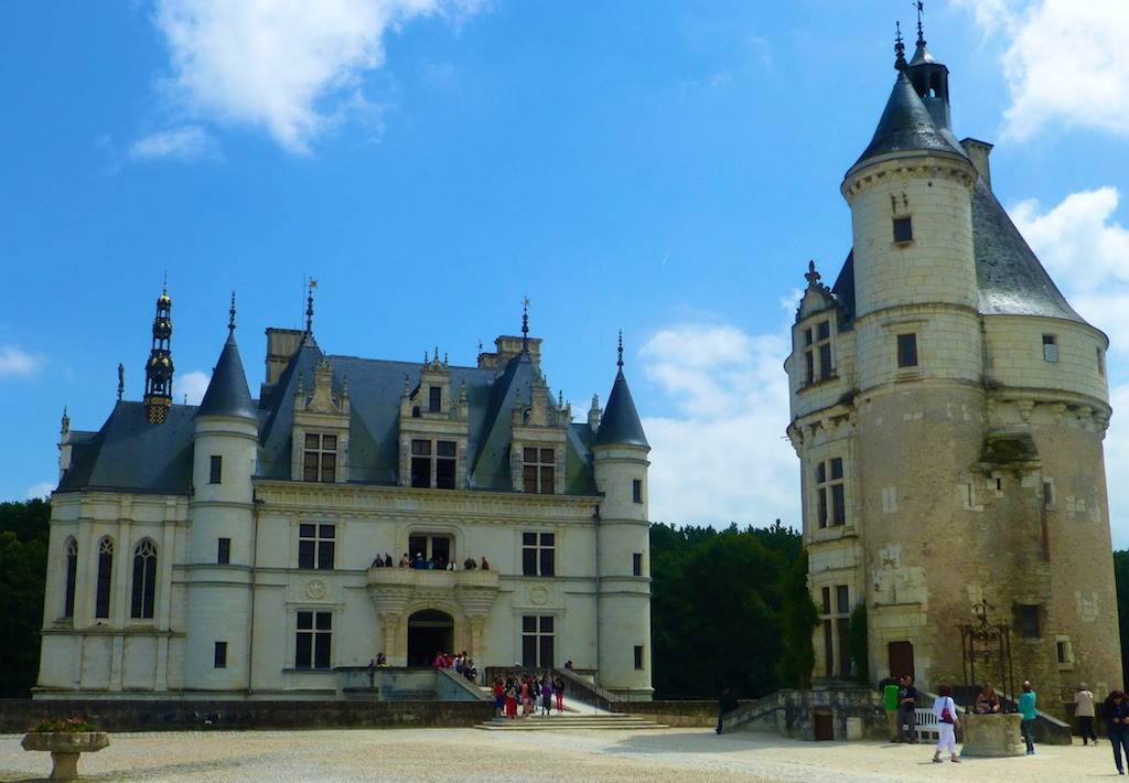 La Chateau de Chenonceau, Loire Valley, France