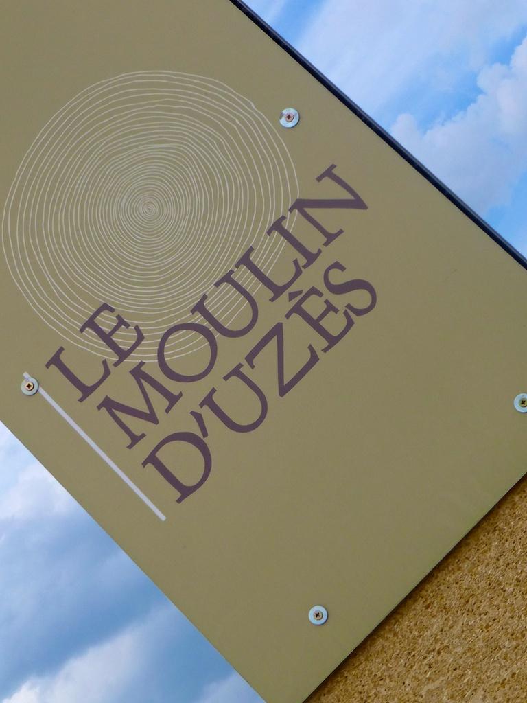 Le Moulin D'Uzes, Uzes, Languedoc Rousillon, France