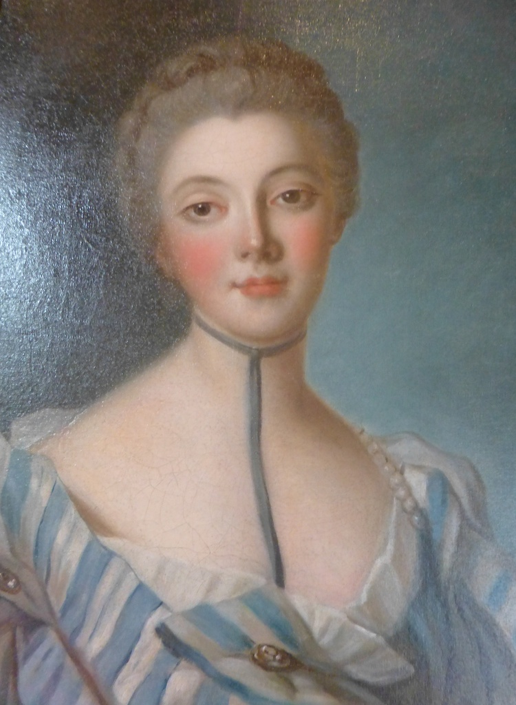 Madame Dupin, who saved Chateau Chemenceau from the French Revolution