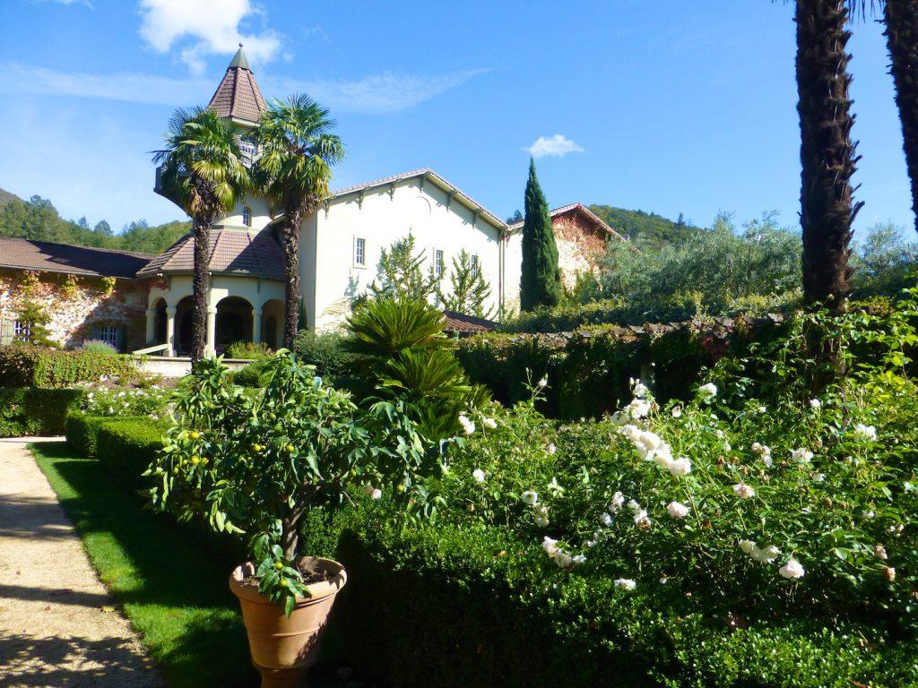Chateau St Jean, Sonoma Valley, California, USA