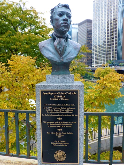 Jean Baptiste Point du Sable, founder of Chicago