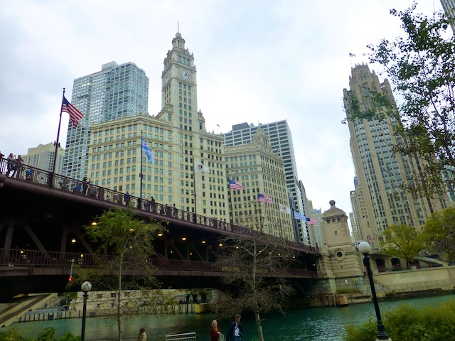 Michigan Avenue, the Magnificent Mile