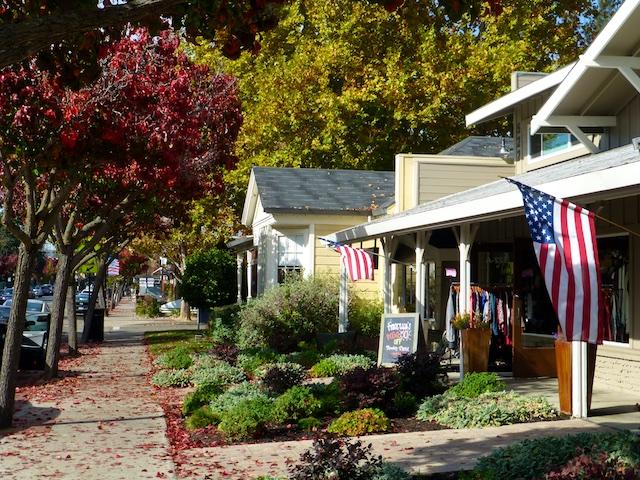 Hartz Avenue, Danville, CA