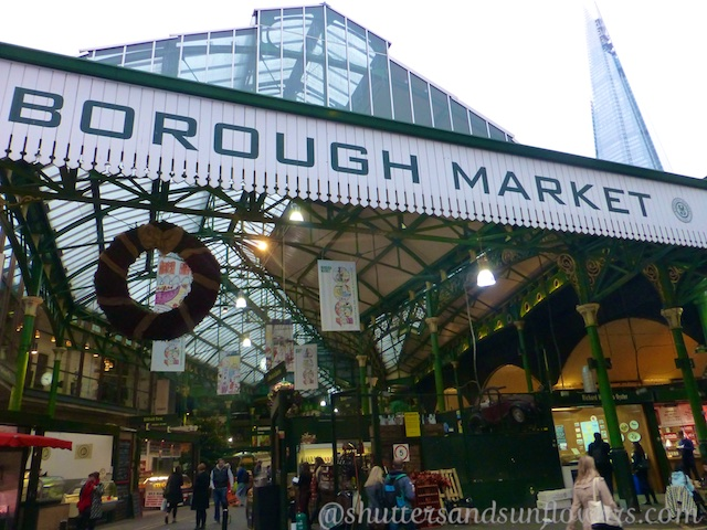 Borough Market, Southwark London