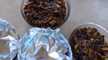 Christmas pudding traditions