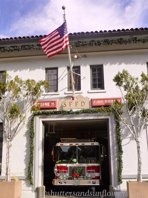 The San Francisco Fire Department