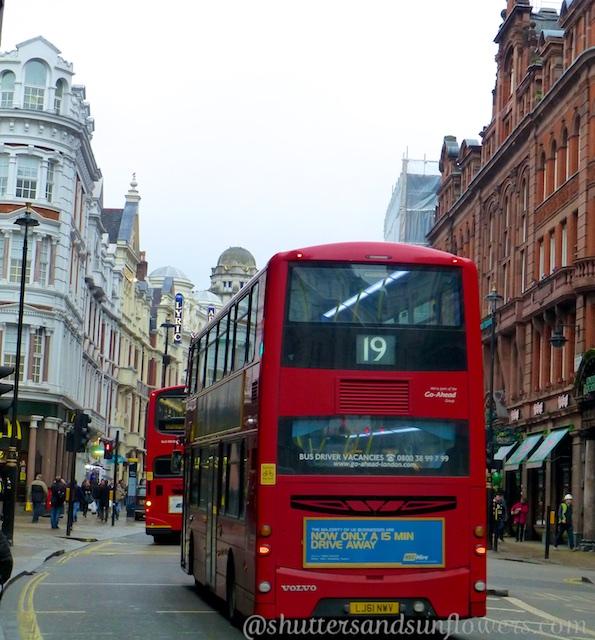 Shaftsbury Avenue, London, England