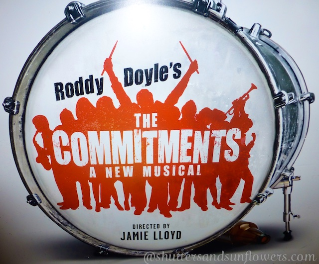 The Commitments in London's West End