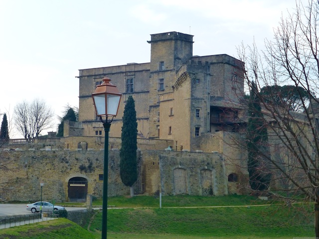 The Lourmarin Château, Lourmarin, Luberon, Provence