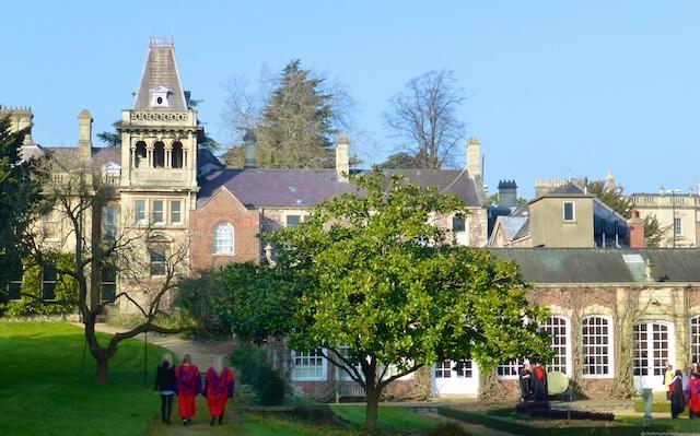 Goldney Hall, Clifton,Bristol