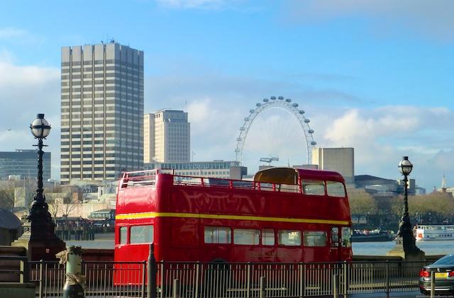 A walk along London's Embankment