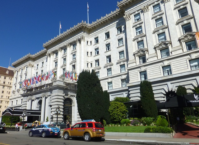 The Fairmont Hotel, San Francisco