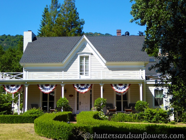The Love House, oldest home in Danville California