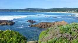 Carmel Beach, California