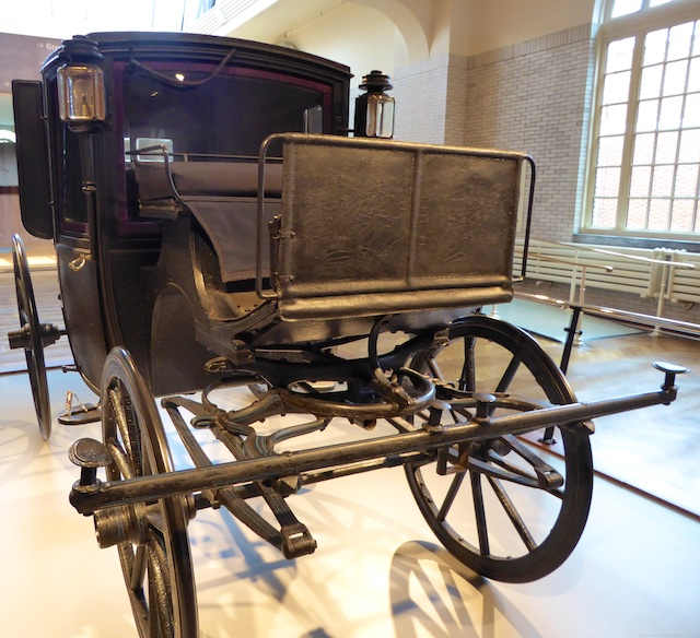 Teddy Roosevelt's Presidential Brougham