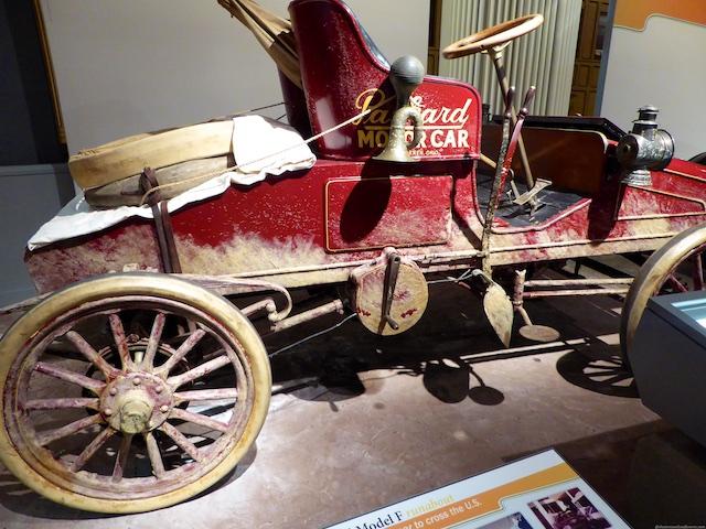 1903, Packard's Model F