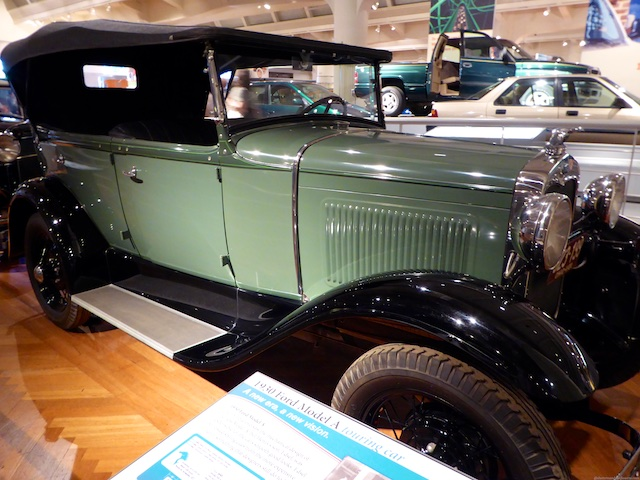 1930 Ford Touring car