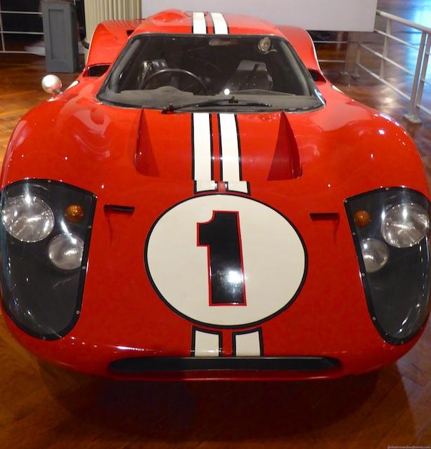 1967 Ford Mark IV Le Mans 24 hour race champion