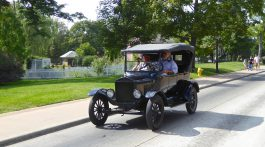 Model T Ford,Greenfield Village, Detroit, Michigan