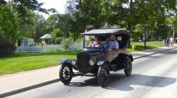 Model T Ford,Greenfield Village, Detroit, Michigan