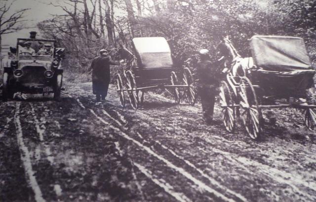 American roads in 1903